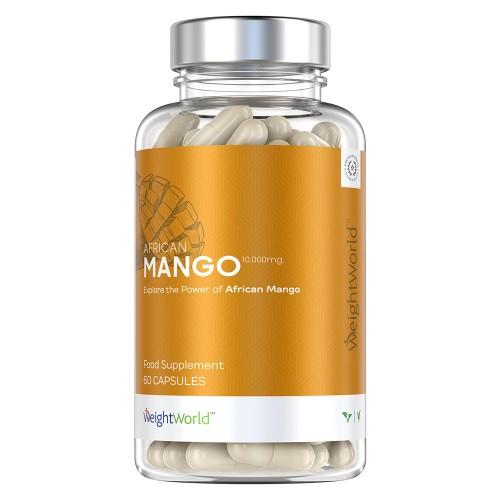 African Mango, 60 kapslar, 5000 mg